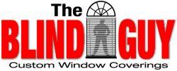 The Blind Guy Logo